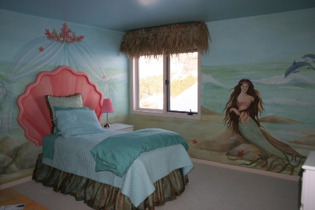 Under the Sea Theme - Vacation Home Interiors